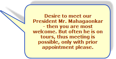 Wellcome to meet in person