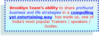 compelling yet entertaining way... exclusive Training