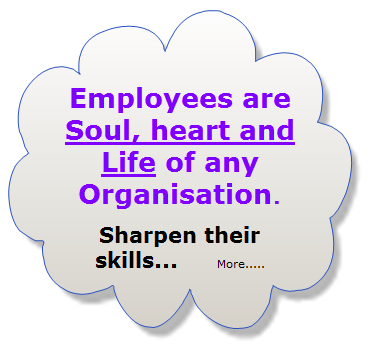 Employees are strong foundation of your business...
